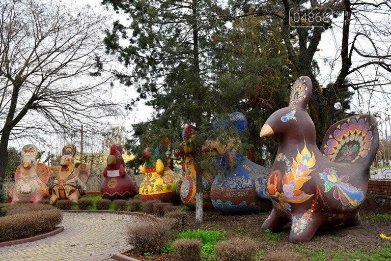 «Чудо-птицы» могут покинуть сквер у Дворца культуры, фото-5