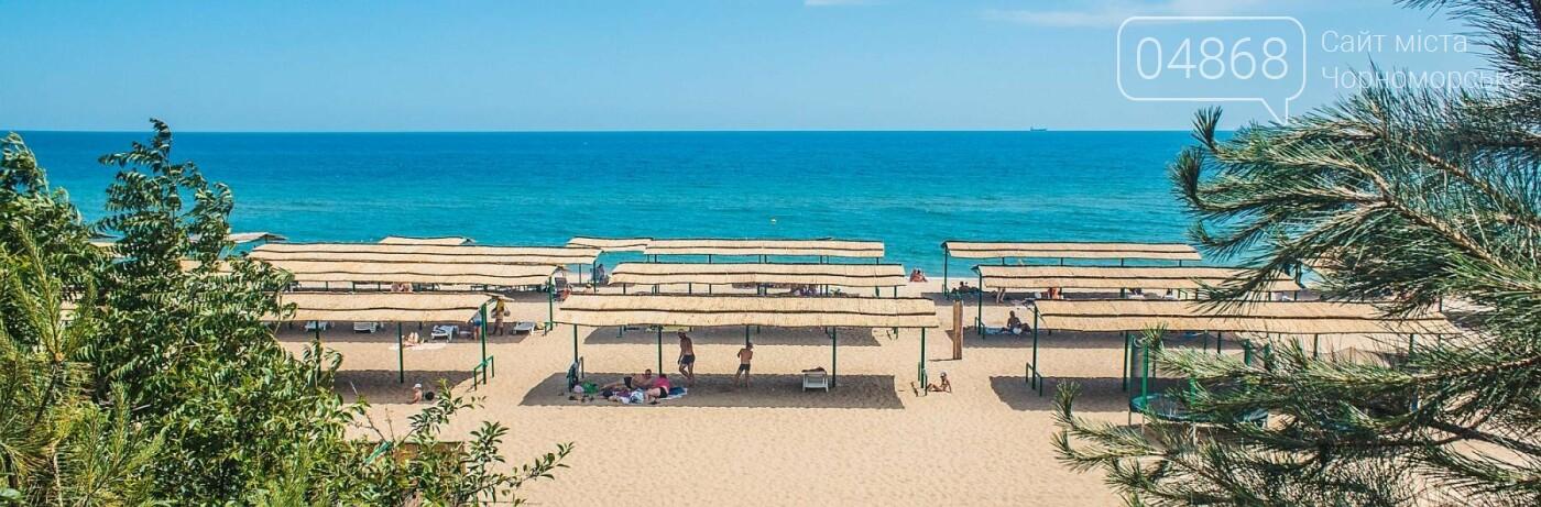 Над пляжем Черноморска вновь поднимут «Голубой флаг», фото-5