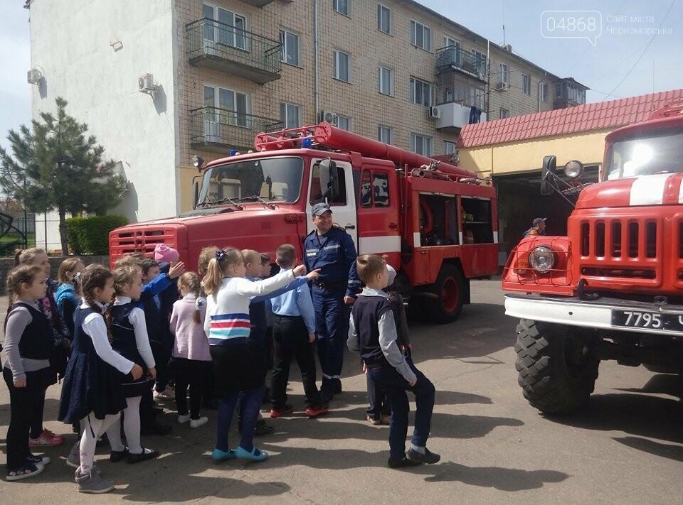 """Черноморские спасатели провели общественную акцию """"Предотвратить. Спасти. Помочь"""" (фото), фото-1"""