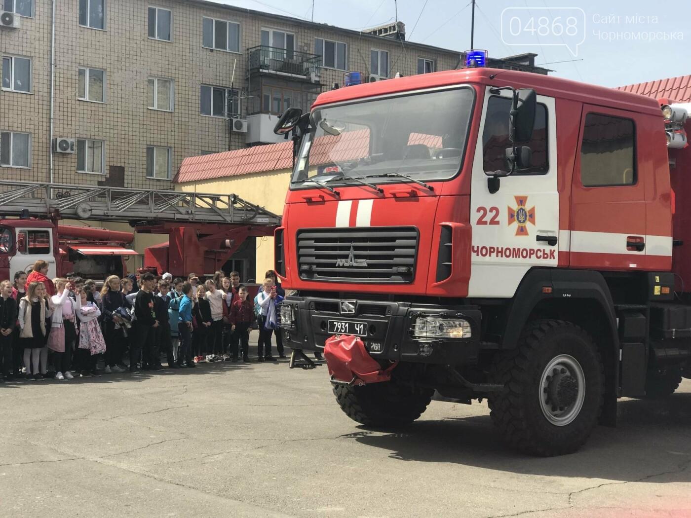 """Черноморские спасатели провели общественную акцию """"Предотвратить. Спасти. Помочь"""" (фото), фото-3"""