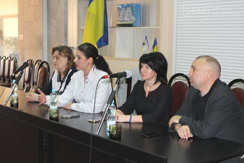 Черноморские портовики приобщаются к медицинской реформе, фото-1