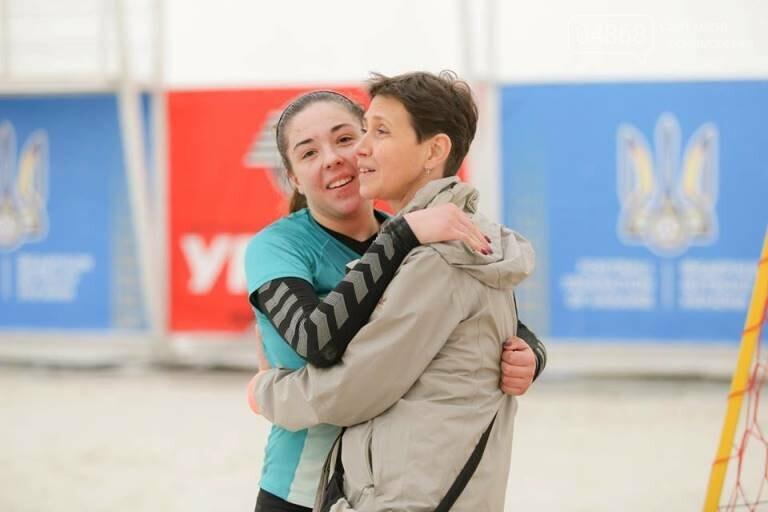 Пляжный волейбол Черноморска: хроники побед, фото-1