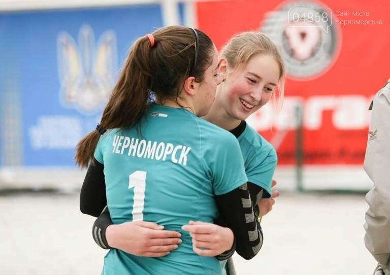 Пляжный волейбол Черноморска: хроники побед, фото-3