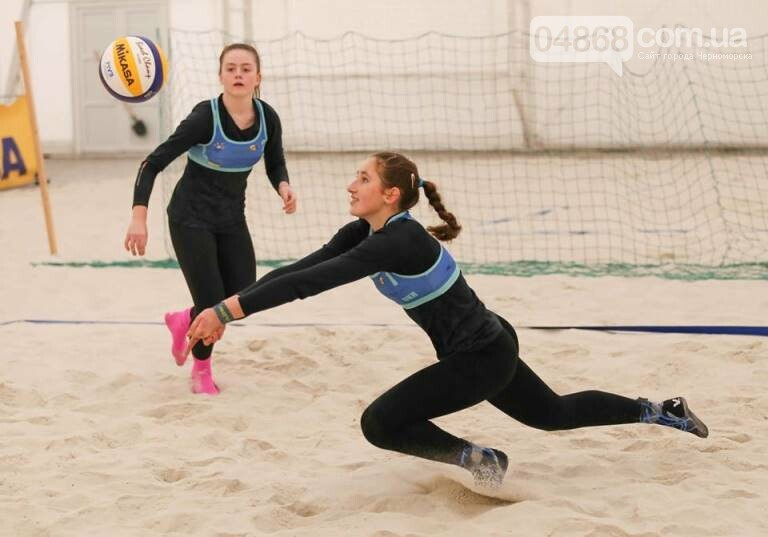 Пляжный волейбол Черноморска: хроники побед, фото-5