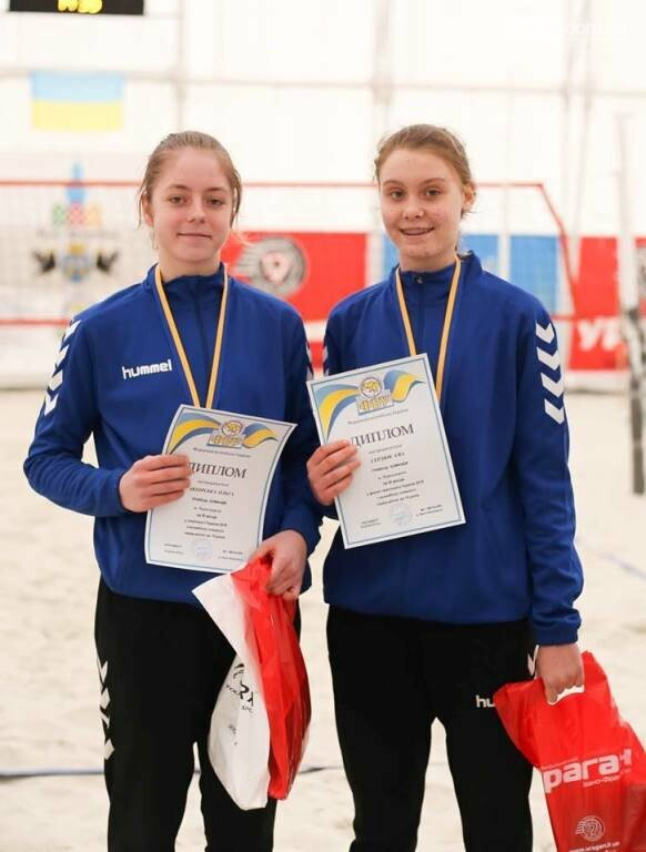 Пляжный волейбол Черноморска: хроники побед, фото-4