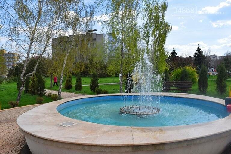 С наступлением весны в Черноморске снова заработают фонтаны, фото-6