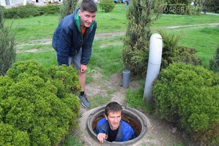 С наступлением весны в Черноморске снова заработают фонтаны, фото-7