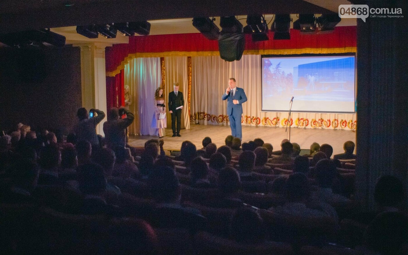 Состоялась презентация книги о Черноморске, фото-6