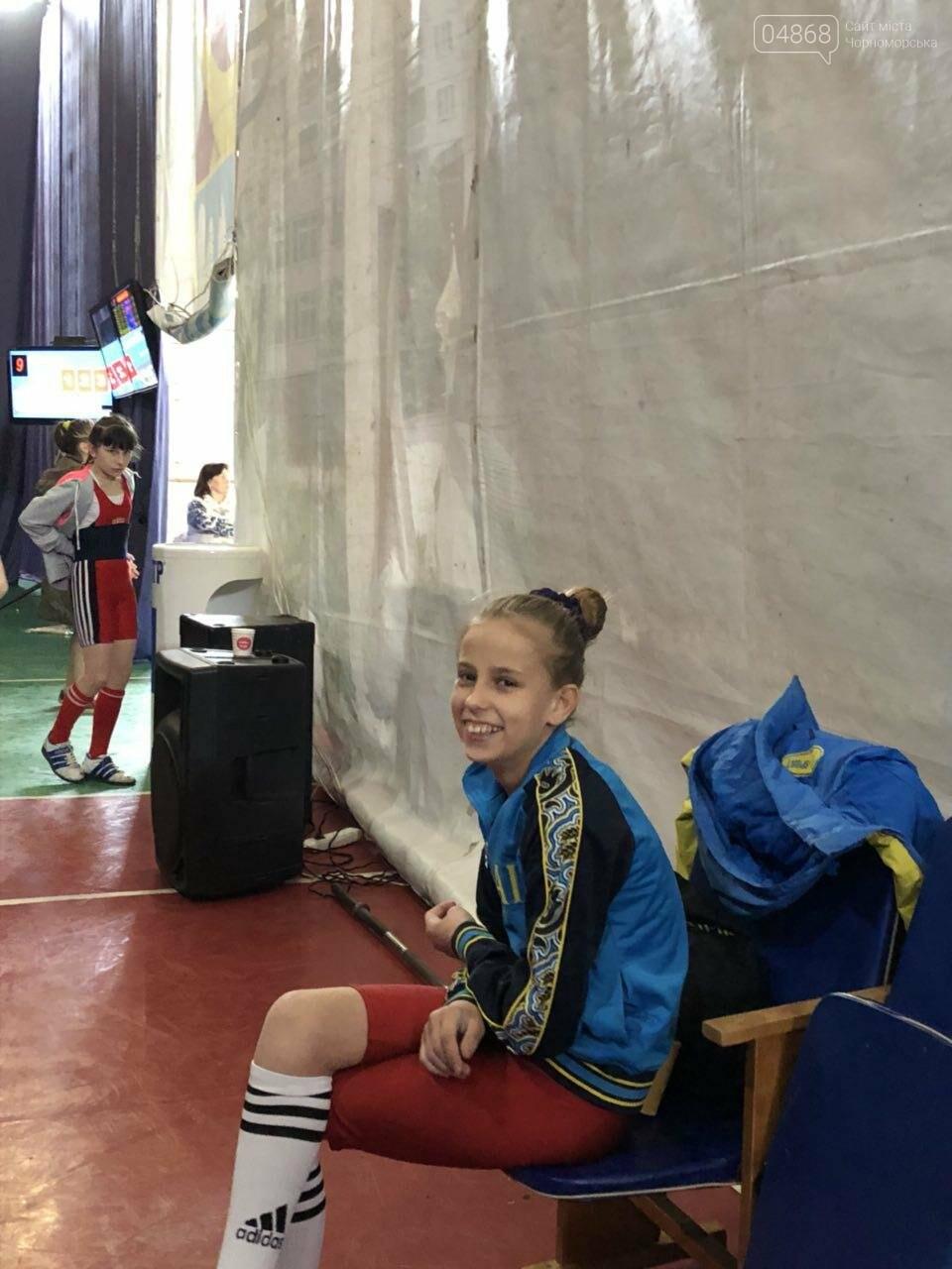 Черноморская команда по тяжёлой атлетике блестяще выступила на Чемпионате Украины, фото-4