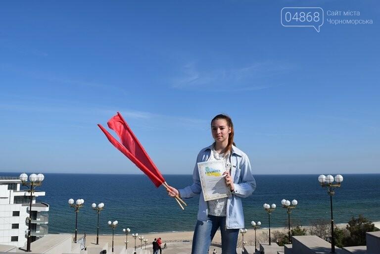 «А вы смогли бы?» В Черноморске провели легкоатлетический забег по Приморской лестнице, фото-5