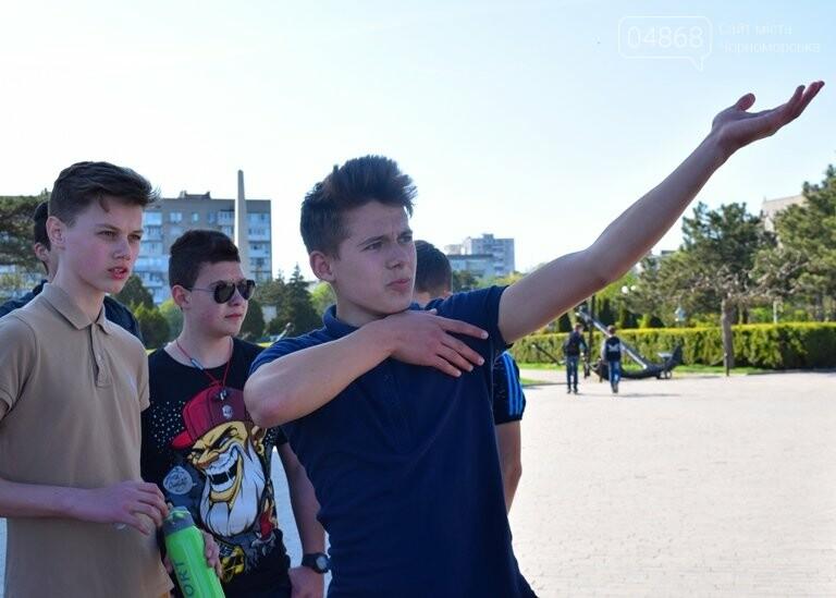 «А вы смогли бы?» В Черноморске провели легкоатлетический забег по Приморской лестнице, фото-27