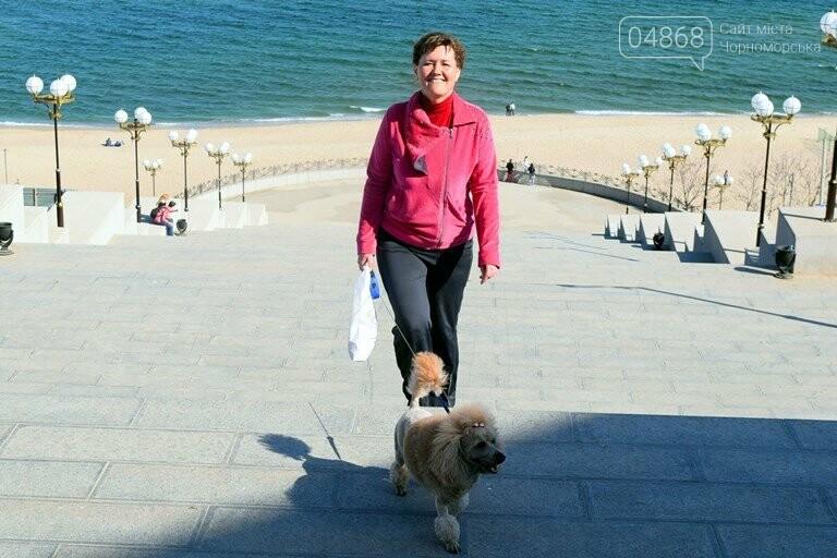 «А вы смогли бы?» В Черноморске провели легкоатлетический забег по Приморской лестнице, фото-29