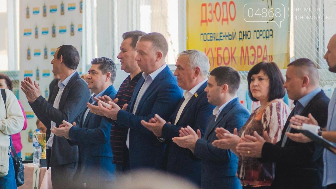 В Черноморске прошел турнир по дзюдо на Кубок мэра, фото-8