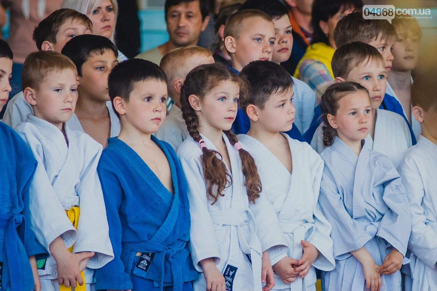 В Черноморске прошел турнир по дзюдо на Кубок мэра, фото-14