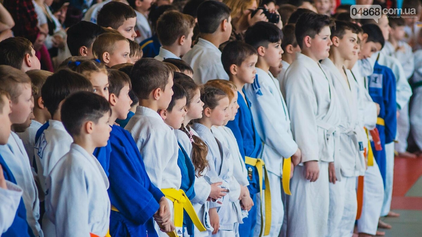В Черноморске прошел турнир по дзюдо на Кубок мэра, фото-10