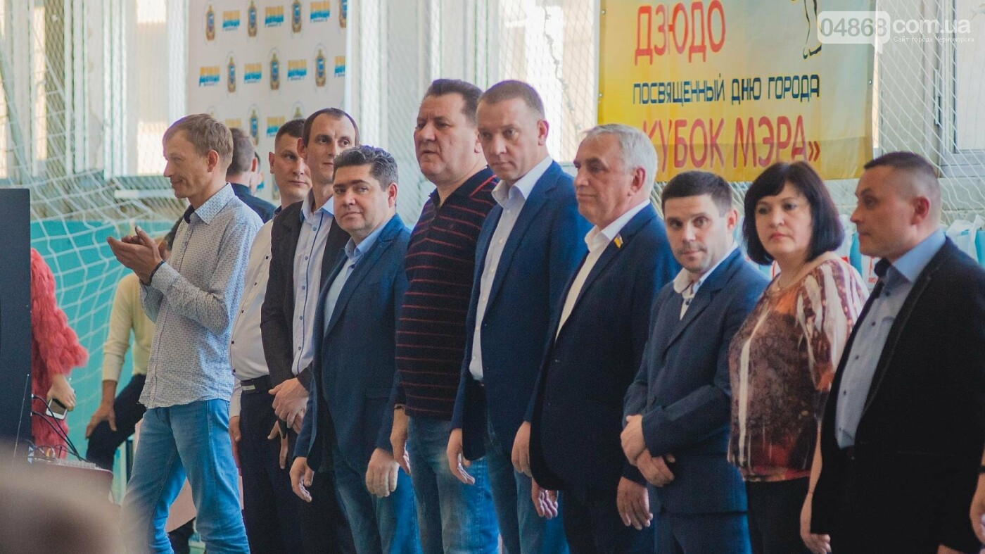 В Черноморске прошел турнир по дзюдо на Кубок мэра, фото-11