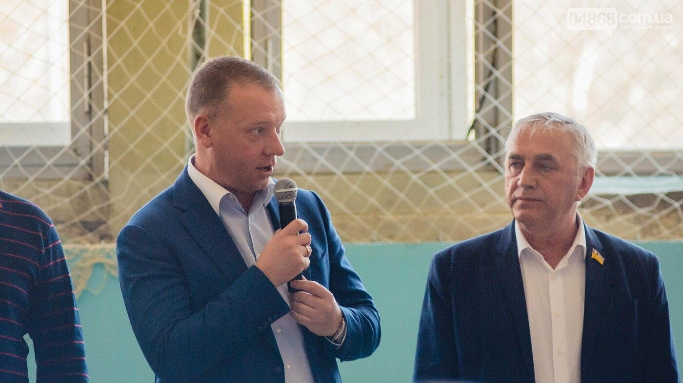В Черноморске прошел турнир по дзюдо на Кубок мэра, фото-16