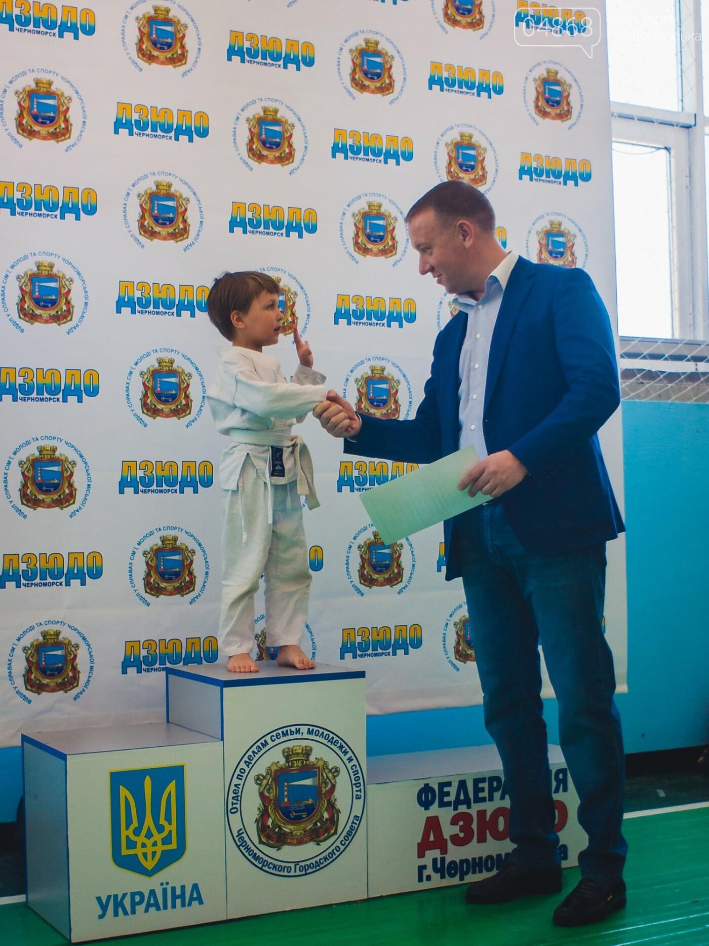 В Черноморске прошел турнир по дзюдо на Кубок мэра, фото-20