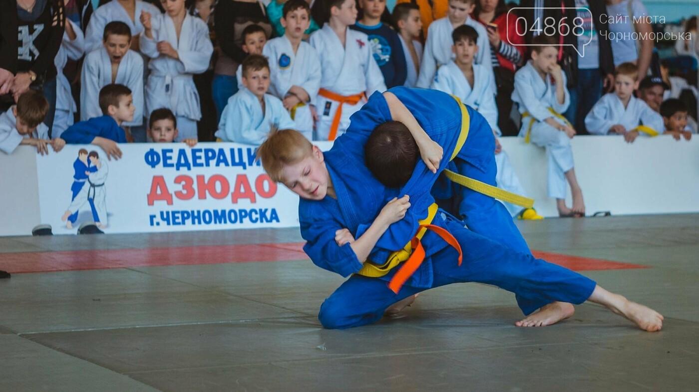 В Черноморске прошел турнир по дзюдо на Кубок мэра, фото-7