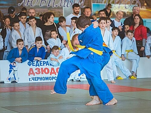 В Черноморске прошел турнир по дзюдо на Кубок мэра, фото-2