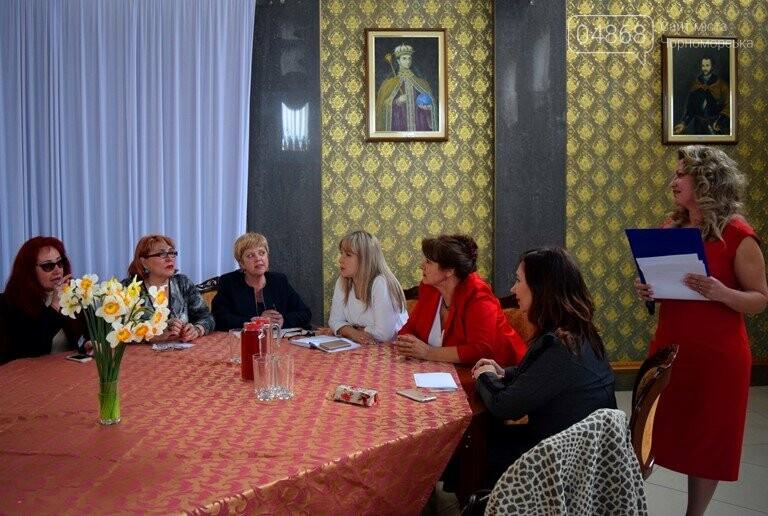 На интеллектуальном ринге, посвящённом истории Черноморска, встретились лидеры нашего города, фото-12