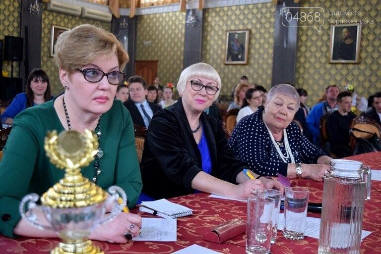 На интеллектуальном ринге, посвящённом истории Черноморска, встретились лидеры нашего города, фото-4