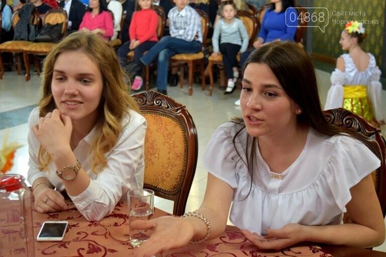 На интеллектуальном ринге, посвящённом истории Черноморска, встретились лидеры нашего города, фото-1