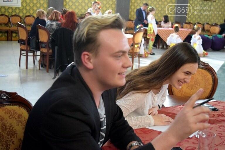 На интеллектуальном ринге, посвящённом истории Черноморска, встретились лидеры нашего города, фото-21