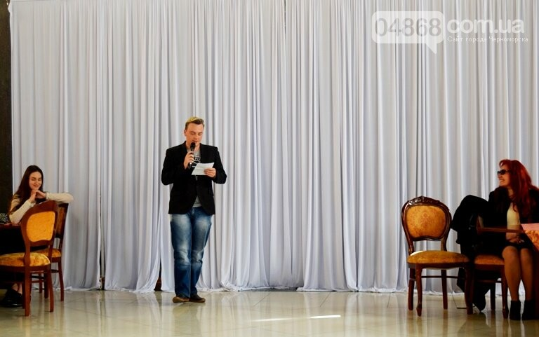 На интеллектуальном ринге, посвящённом истории Черноморска, встретились лидеры нашего города, фото-24
