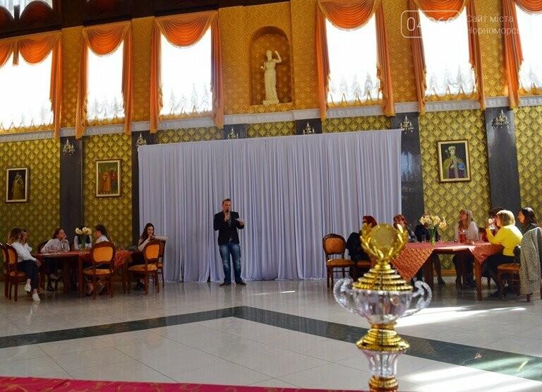 На интеллектуальном ринге, посвящённом истории Черноморска, встретились лидеры нашего города, фото-25
