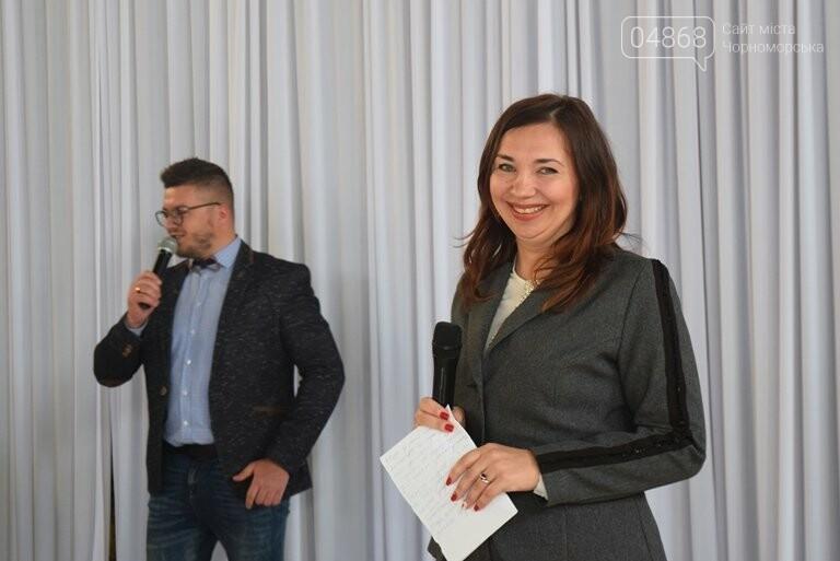 На интеллектуальном ринге, посвящённом истории Черноморска, встретились лидеры нашего города, фото-3