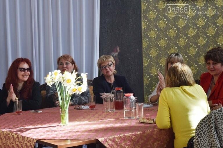 На интеллектуальном ринге, посвящённом истории Черноморска, встретились лидеры нашего города, фото-6