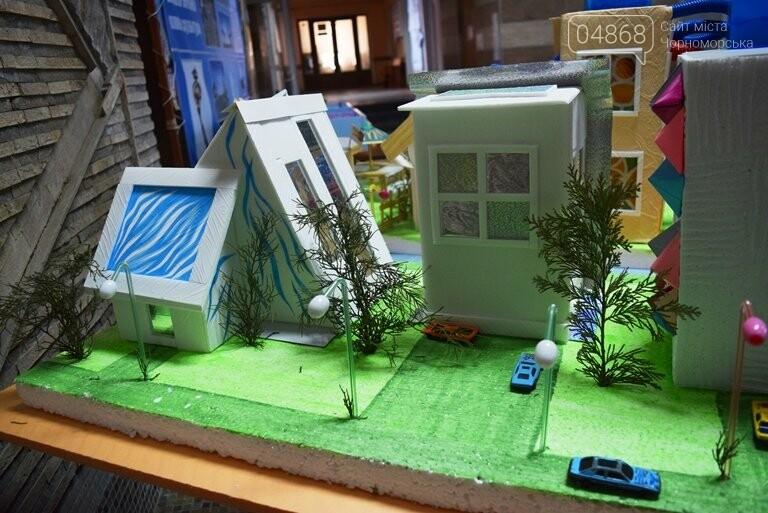 «Город мечты»: самые маленькие жители Черноморска показали, каким видят его в будущем, фото-5