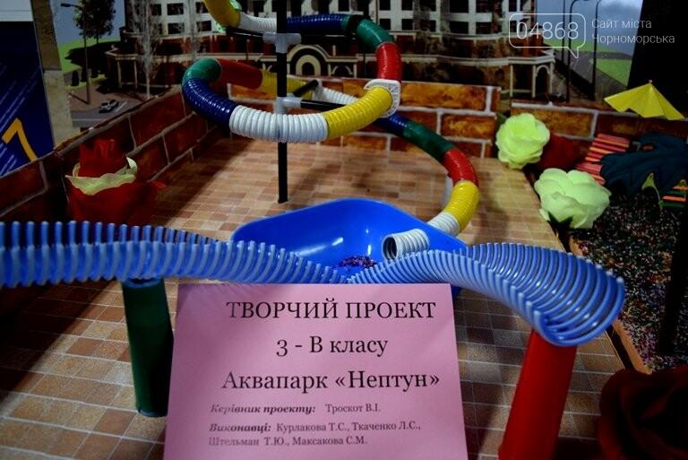 «Город мечты»: самые маленькие жители Черноморска показали, каким видят его в будущем, фото-11