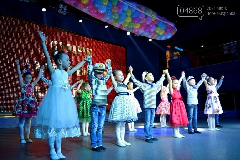 Фестиваль «Созвездие талантливых дошкольников Черноморска» зажёг новые звёзды, фото-1