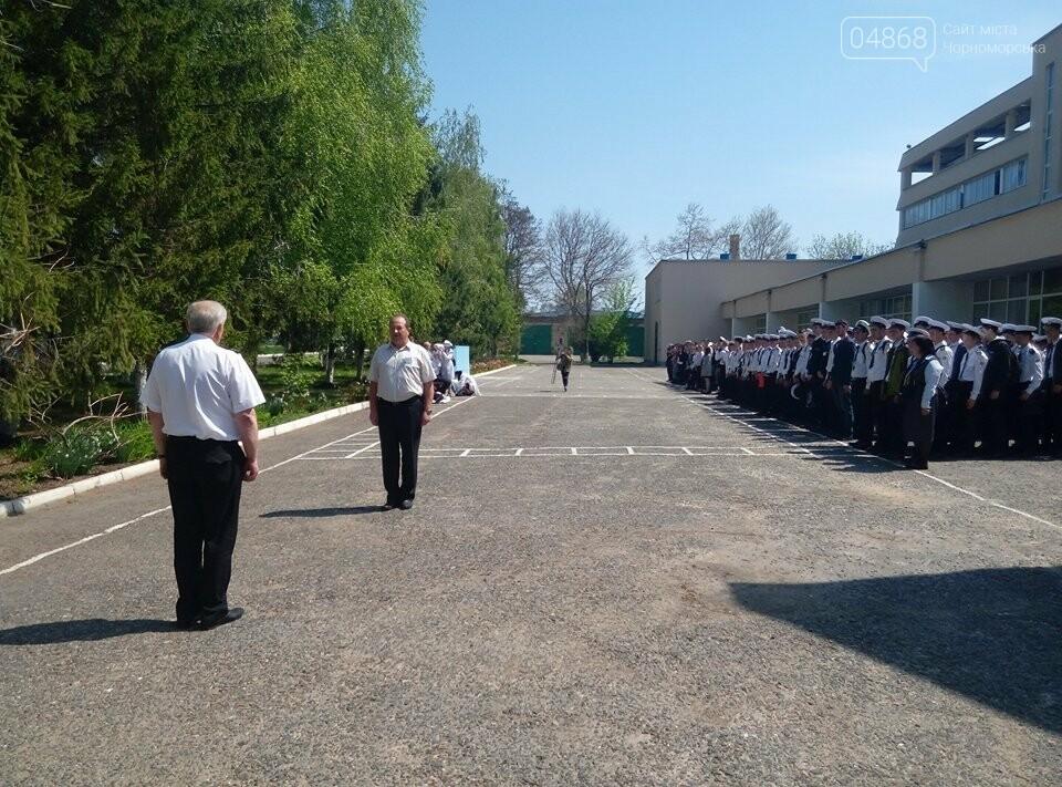 На базе Черноморского морского колледжа прошли показательные учения, фото-7