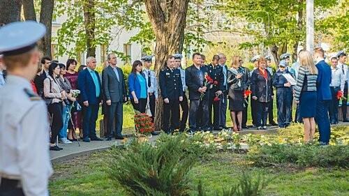 В Черноморске почтили память ликвидаторов Чернобыльской АЭС, фото-1