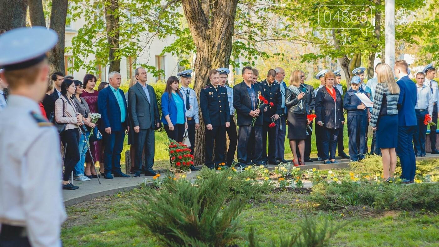 В Черноморске почтили память ликвидаторов Чернобыльской АЭС, фото-4