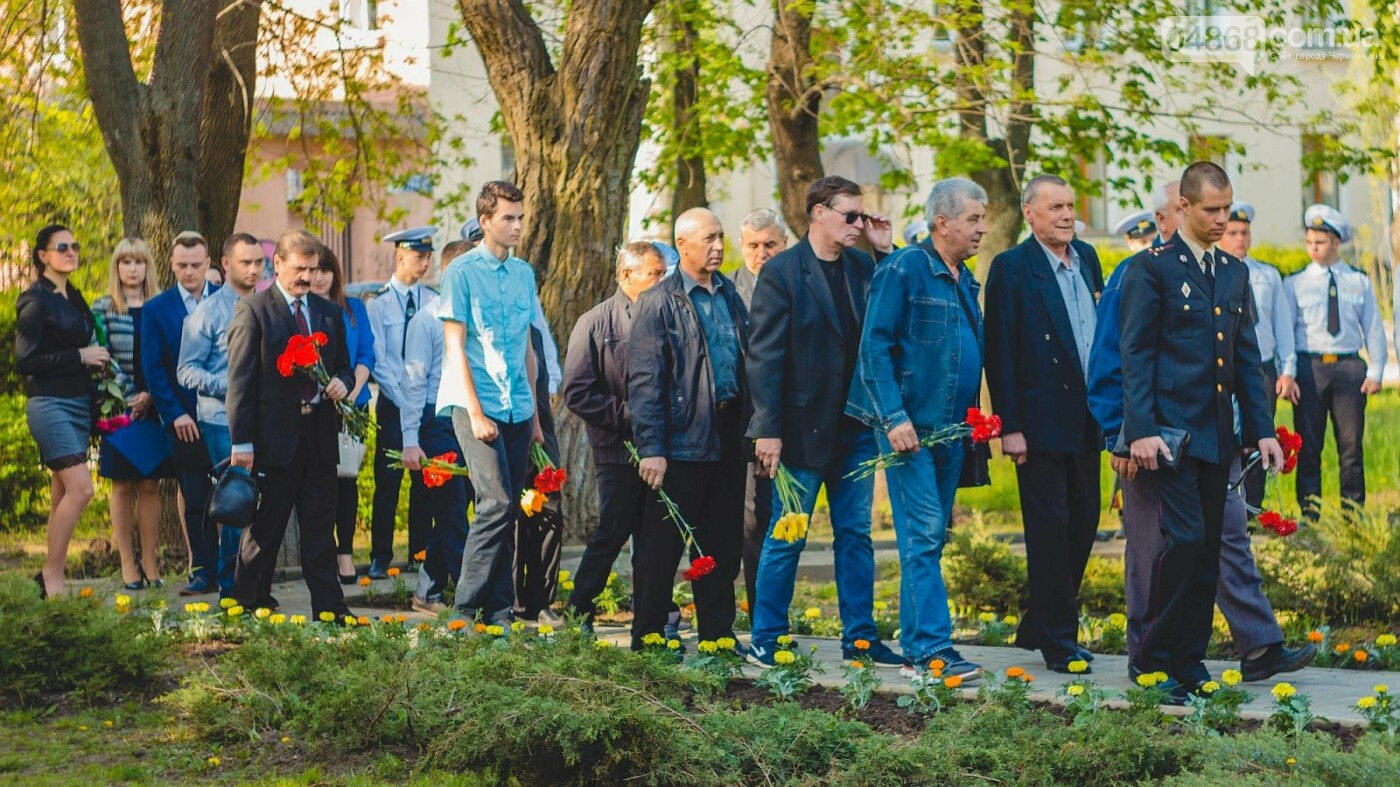 В Черноморске почтили память ликвидаторов Чернобыльской АЭС, фото-3