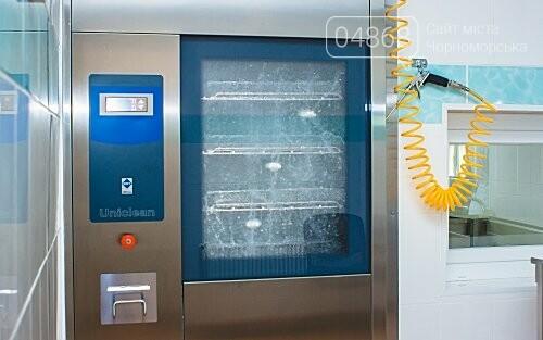 В Черноморской больнице открылось стерилизационное отделение, фото-2