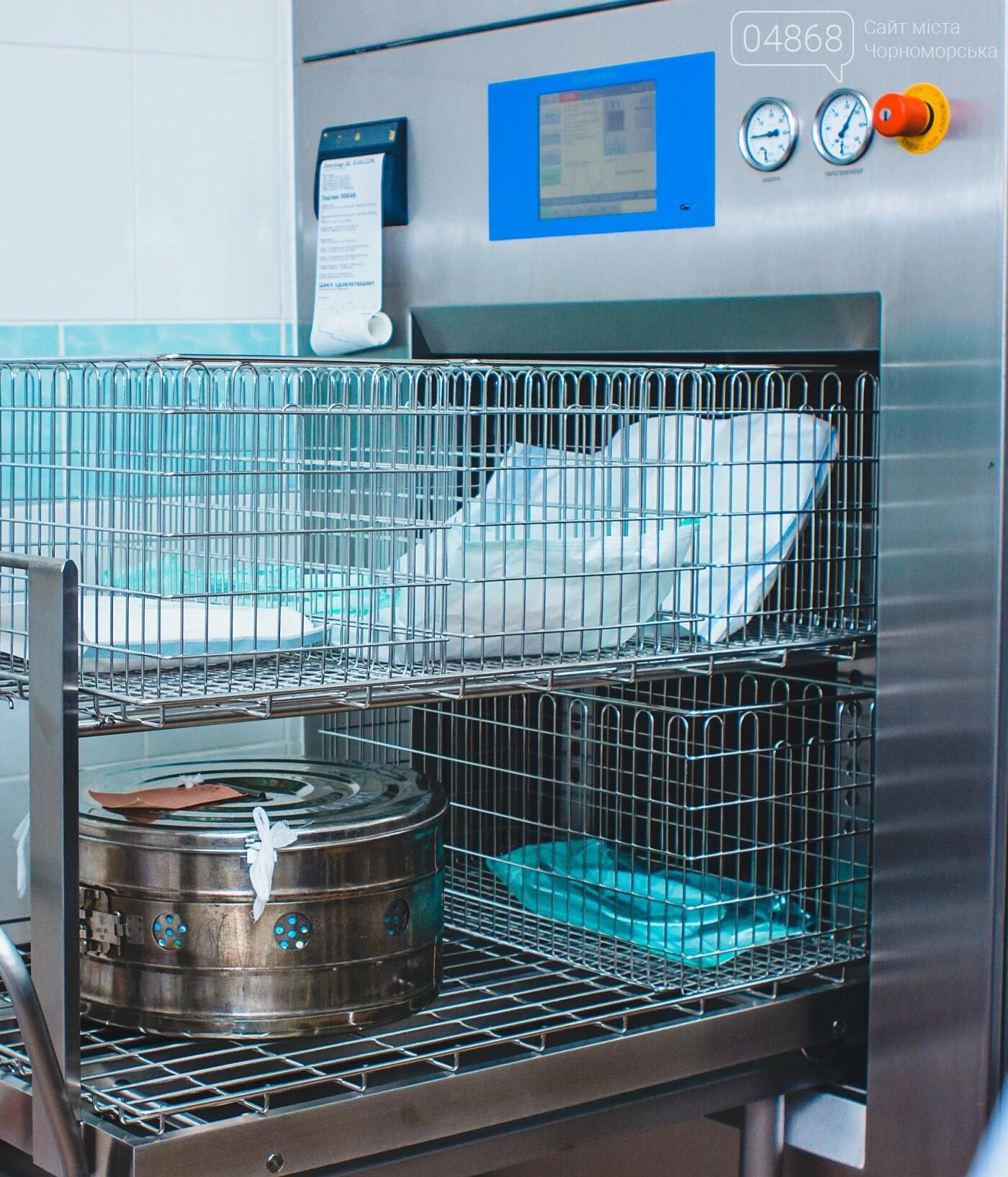 В Черноморской больнице открылось стерилизационное отделение, фото-4