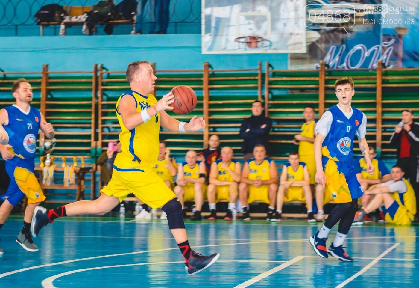 Городской голова поздравил победителей Чемпионата Черноморска по баскетболу (+ФОТО), фото-5