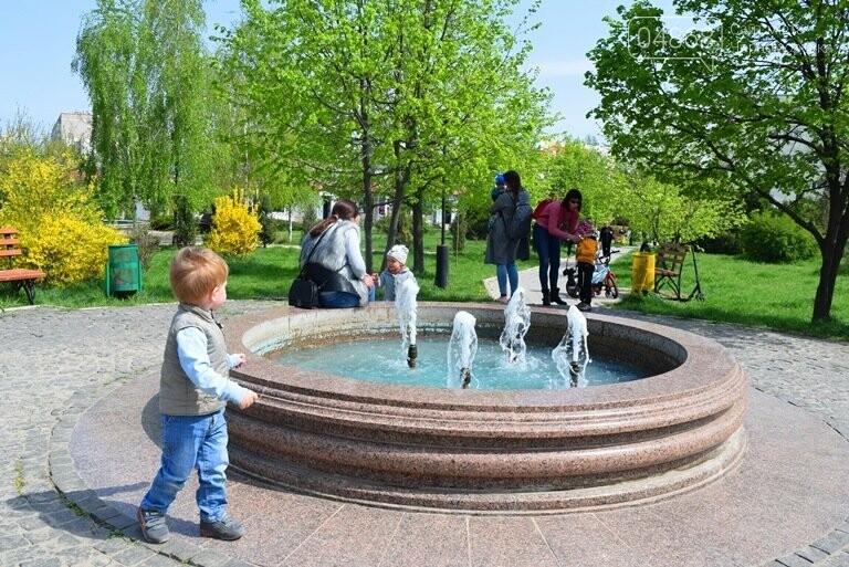 На майские праздники в Черноморске будет теплая и солнечная погода, фото-5
