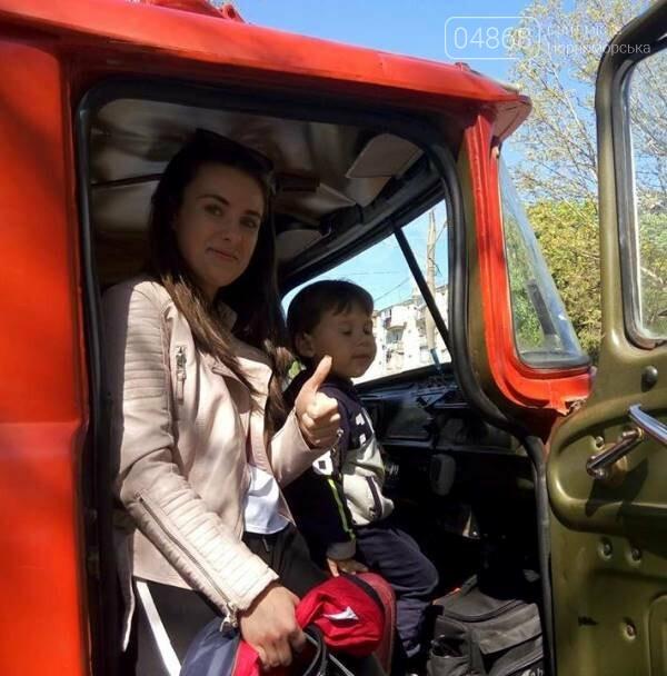 В полиции и спасательной службе Черноморска рассказали, как прошёл День города, фото-4