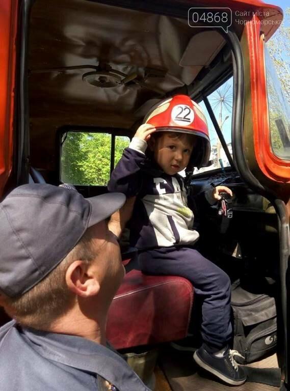 В полиции и спасательной службе Черноморска рассказали, как прошёл День города, фото-2