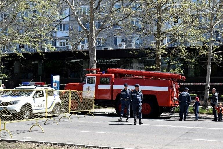 В полиции и спасательной службе Черноморска рассказали, как прошёл День города, фото-8