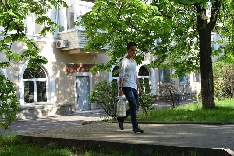 Живи, Корабельная! Ребята из Школы лидеров продолжают менять облик одной из первых улиц Черноморска, фото-10