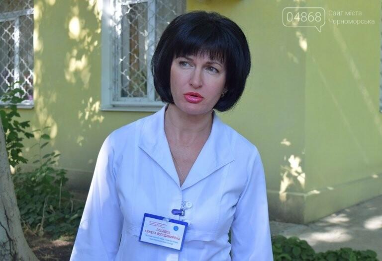 «Я бы в медики пошёл, пусть меня научат»: в Черноморске стартовала первая смена медицинского лагеря, фото-9