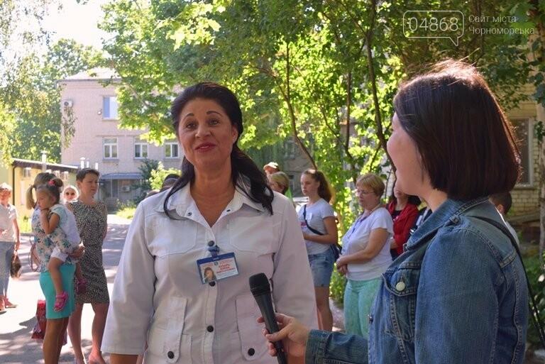 «Я бы в медики пошёл, пусть меня научат»: в Черноморске стартовала первая смена медицинского лагеря, фото-1