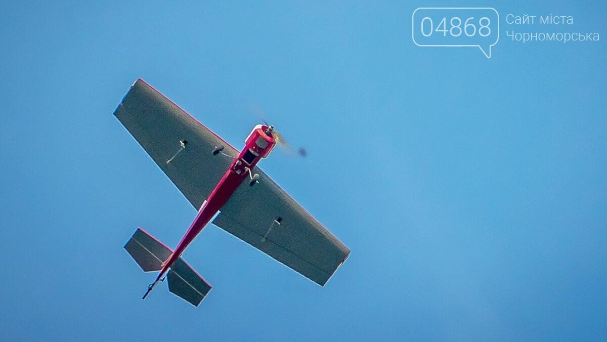В небе над Черноморском пройдут воздушные бои, фото-5